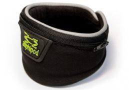 ZipPod Wrist Pocket